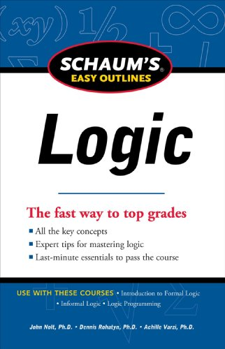 Schaum's Easy Outline of Logic
