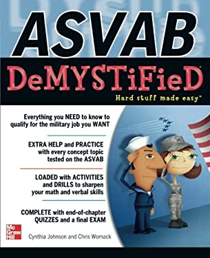 ASVAB Demystified 9780071778350