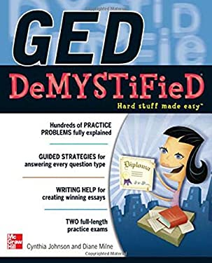 GED Demystified 9780071778374