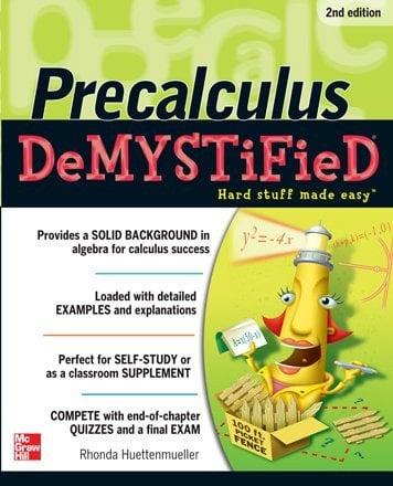 Pre-Calculus Demystified 9780071778497