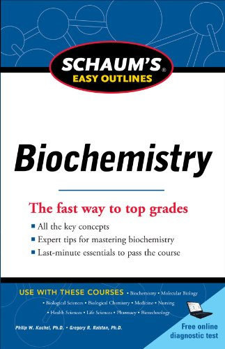 Schaum's Easy Outline of Biochemistry 9780071779685