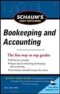 Schaum's Easy Outline of Bookkeeping and Accounting 9780071779753