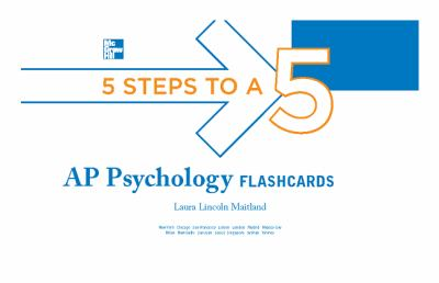 AP Psychology Flashcards 9780071780667