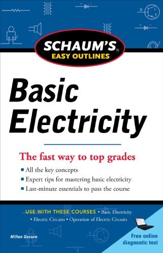 Schaum's Easy Outlines Basic Electricity 9780071780681