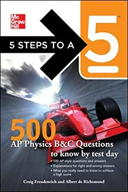 500 AP Physics Questions to Know by Test Day 9780071780728