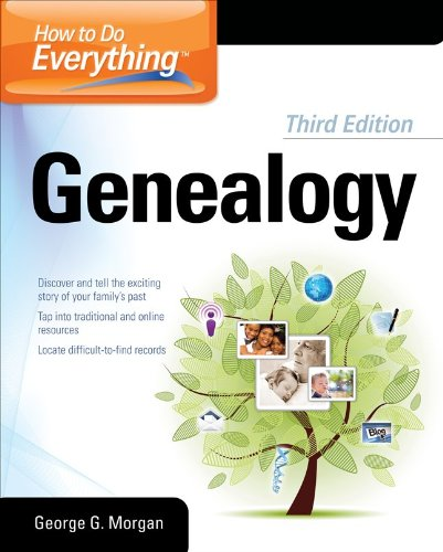 How to Do Everything Genealogy 3/E 9780071780841