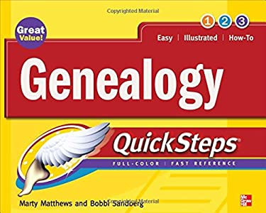 Genealogy Quicksteps 9780071784207