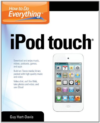 How to Do Everything iPod Touch 9780071785181
