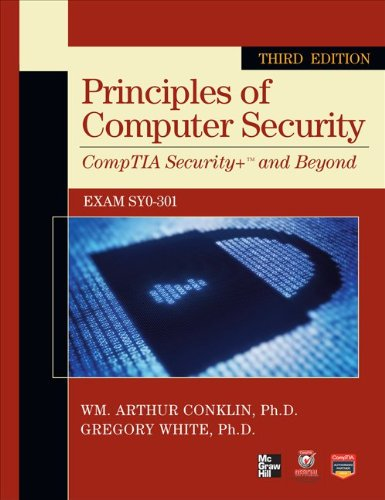 Principles of Computer Security: CompTIA Security+ and Beyone [With CDROM] 9780071786195