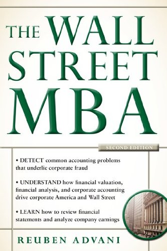 The Wall Street MBA, Second Edition 9780071788311