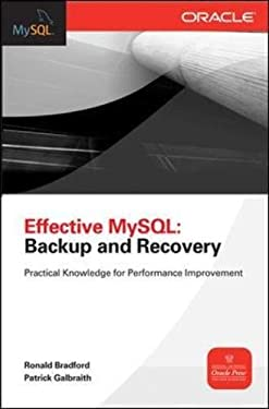 Effective MySQL: Backup and Recovery 9780071788571