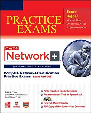 CompTIA Network+ Certification Practice Exams: (Exam N10-005) [With CDROM] 9780071788816