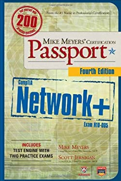 Mike Meyers' Comptia Network+ Certification Passport, 4th Edition (Exam N10-005) 9780071789059