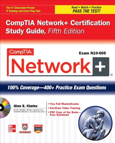 Comptia Network+ Certification Study Guide, 5th Edition (Exam N10-005) 9780071789158