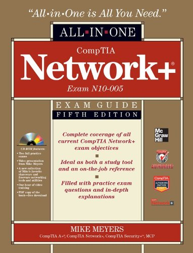 Comptia Network+ Certification All-In-One Exam Guide, 5th Edition (Exam N10-005) 9780071789226