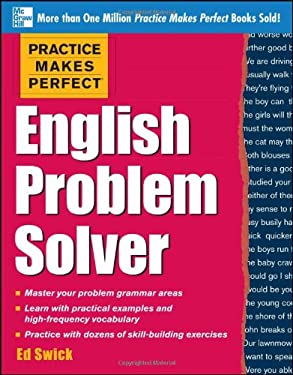 Practice Makes Perfect English Problem Solver 9780071791243