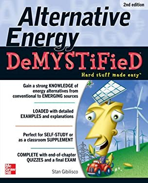 Alternative Energy Demystified, 2nd Edition 9780071794336