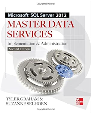 Microsoft SQL Server 2012 Master Data Services 2/E 9780071797856