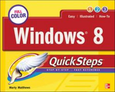 Windows 8 Quicksteps 9780071798464