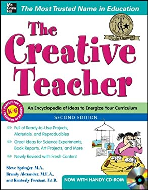 The Creative Teacher, 2nd Edition 9780071801096