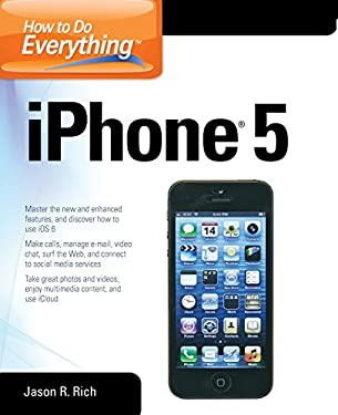 How to Do Everything Iphone 5 9780071803335