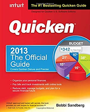 Quicken 2013 the Official Guide 9780071804431