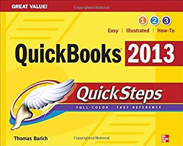 QuickBooks 2013 Quicksteps 9780071804752