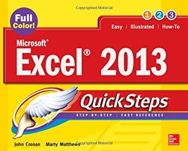 Microsoft(r) Excel(r) 2013 Quicksteps 9780071805896