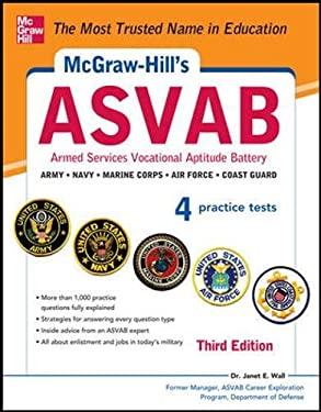 McGraw-Hill's ASVAB 9780071809207