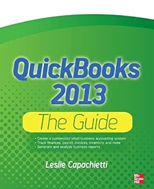 QuickBooks 2013 the Guide 9780071809344