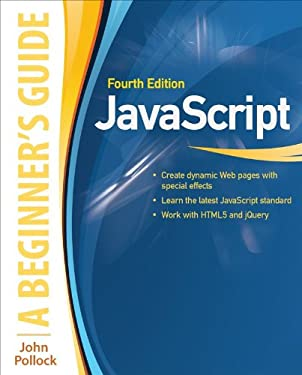 JavaScript a Beginners Guide 4/E 9780071809375