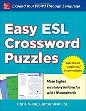 Easy ESL Crossword Puzzles 20610267
