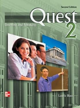 Quest 2 Listening and Speaking [With CD (Audio)] 9780073269610