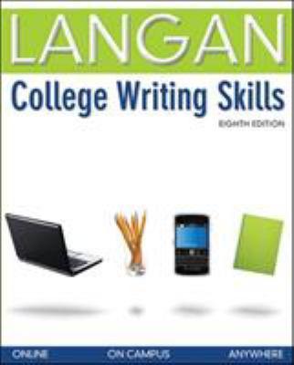 College Writing Skills 9780073371658