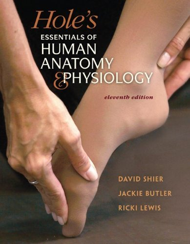 Hole's Essentials of Human Anatomy & Physiology 9780073378152