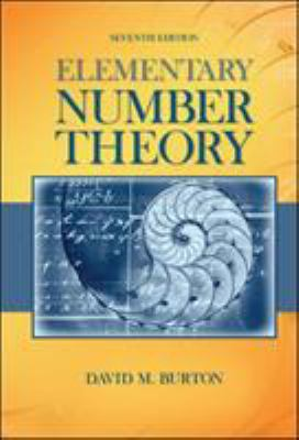 Elementary Number Theory 9780073383149