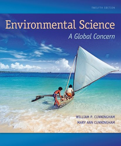 Environmental Science: A Global Concern 9780073383255