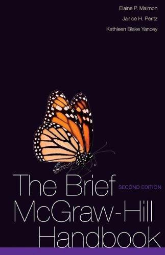 The Brief McGraw-Hill Handbook 9780073383989