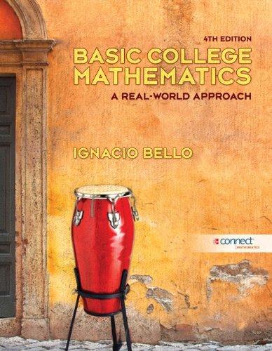 Basic College Mathematics 9780073384382