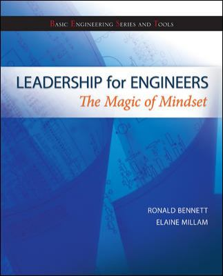Leadership for Engineers: The Magic of Mindset 9780073385938