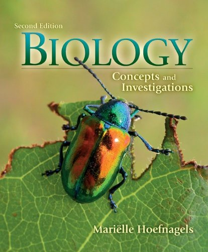 Biology: Concepts and Investigations 9780073403472