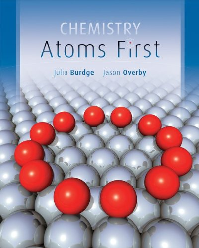 Chemistry: Atoms First 9780073511160