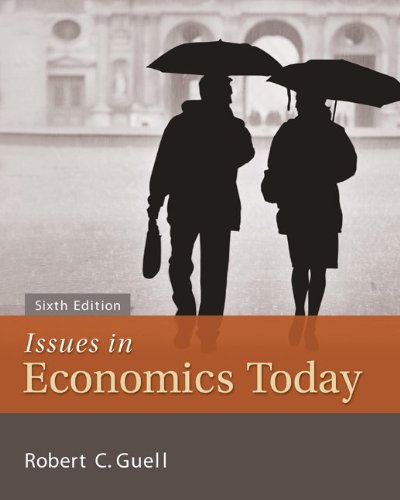 Issues in Economics Today 9780073523231