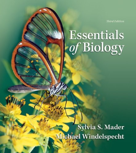 Essentials of Biology 9780073525518