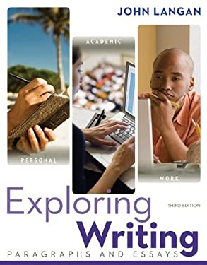Exploring Writing: Paragraphs and Essays 9780073533339