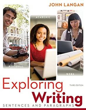 Exploring Writing: Sentences and Paragraphs 9780073533346