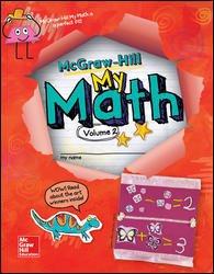 My Math, Grade 1, Vol. 2 (2011-07-31) student edition