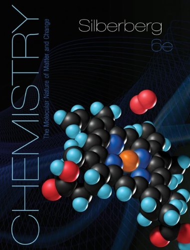 Chemistry: The Molecular Nature of Matter and Change: Student Solutions Manual 9780077340216