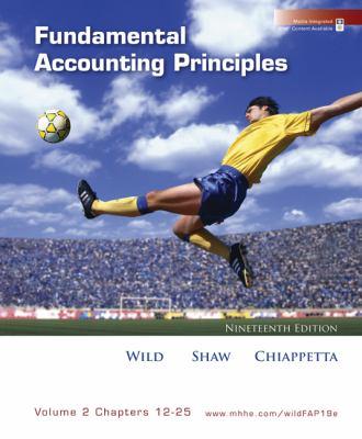 Fundamental Accounting Principles 9780077342388