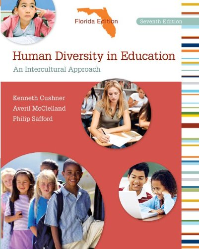Florida Edition: Human Diversity in Education: An Intercultural Approach 9780077377892